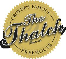 The Thatch Croyde Logo