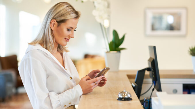 Contactless, Mobile Guest check-in for Hotels